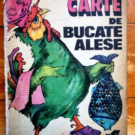 Didi Balmez - Carte de bucate alese (editie hardcover)