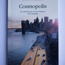 Don DeLillo - Cosmopolis