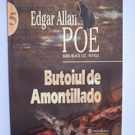 Edgar Allan Poe - Butoiul de Amontillado (nuvele)