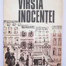 Edith Warthon - Varsta inocentei