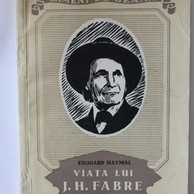 Edouard Maynial - Viata lui J. H. Fabre