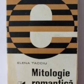 Elena Tacciu - Mitologie romantica (volum de debut)