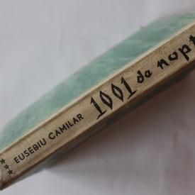 Eusebiu Camilar - 1001 de nopti (vol. III, editie hardcover)