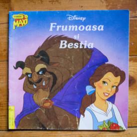 Frumoasa si Bestia (carte Walt Disney)