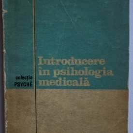 G. Ionescu - Introducere in psihologia medicala