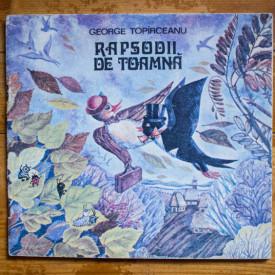 George Topirceanu - Rapsodii de toamna