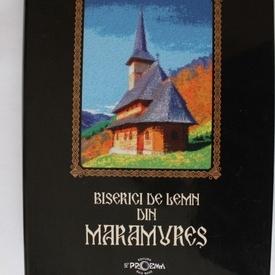 Grigore Man - Biserici de lemn din Maramures (editie hardcover, bilingva, romano-engleza)