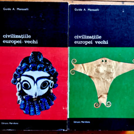 Guido A. Mansuelli - Civilizatiile Europei vechi (2 vol.)