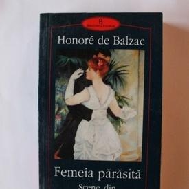 Honore de Balzac - Femeia parasita. Scene din Comedia umana