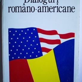Ion Iliescu - Dialoguri romano-americane