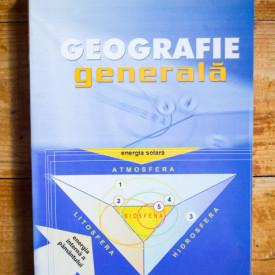 Ion Mac - Geografie generala