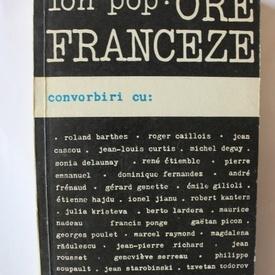 Ion Pop - Ore franceze I-II (2 vol.)