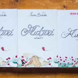 Irina Binder - Fluturi (3 vol.)