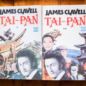 James Clavell - Tai-Pan (2 vol.)