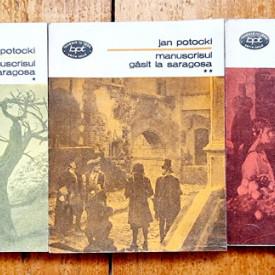 Jan Potocki - Manuscrisul gasit la Saragosa (3 vol.)