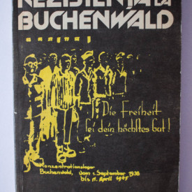 Klaus Drobisch - Rezistenta la Buchenwald
