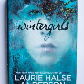 Laurie Halse Anderson - Wintergirls (editie hardcover)