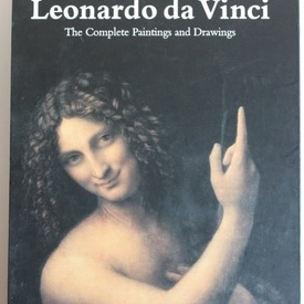 Leonardo da Vinci - The complete paintings and drawings (album in limba engleza)