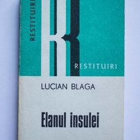 Lucian Blaga - Elanul insulei