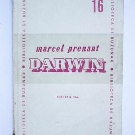 Marcel Prenant - Darwin
