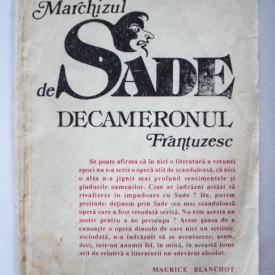 Marchizul de Sade - Decameronul frantuzesc (urmat de o Addenda)