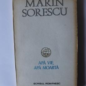 Marin Sorescu - Apa vie, apa moarta
