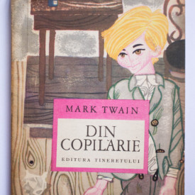 Mark Twain - Din copilarie