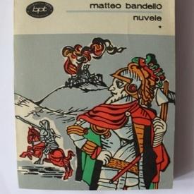 Matteo Bandello - Nuvele