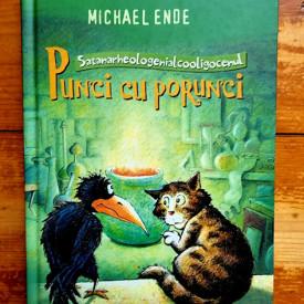 Michael Ende - Punci cu porunci (editie hardcover)