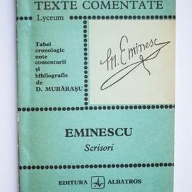 Mihai Eminescu - Scrisori (editie de D. Murarasu)