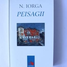 N. Iorga - Peisagii