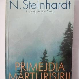 N. Steinhardt in dialog cu Ioan Pintea - Primejdia marturisirii