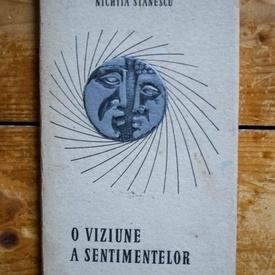 Nichita Stanescu - O viziune a sentimentelor (editie hardcover)
