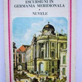 Nicolae Filimon - Escursiuni in Germania meridionala. Nuvele