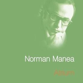 Norman Manea - Atrium (editie hardcover)