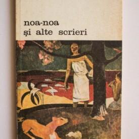 Paul Gauguin - Noa-noa si alte scrieri