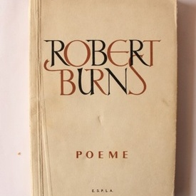 Robert Elliott Burns - Poeme