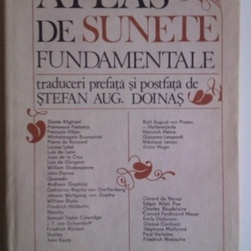 Stefan Aug. Doinas - Atlas de sunete fundamentale (editie hardcover)