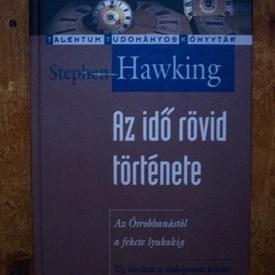 Stephen Hawking - Az ido rovid tortenete (editie hardcover)