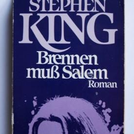 Stephen King - Brennen muss Salem