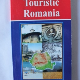 Touristic Romania (ghid in limba engleza, contine numeroase harti)