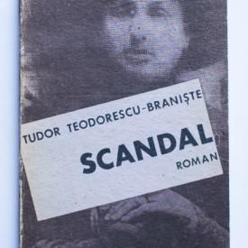 Tudor Teodorescu-Braniste - Scandal
