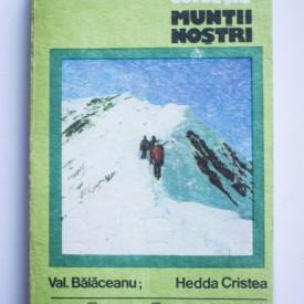 Val. Balaceanu, Hedda Cristea - Fagaras (colectia Muntii nostri)
