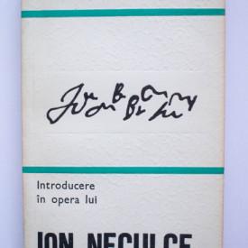 Valeriu Cristea - Introducere in opera lui Ion Neculce