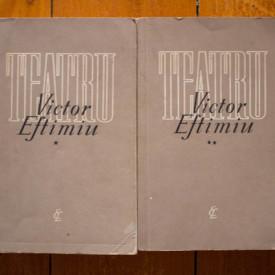 Victor Eftimiu - Teatru I-II (2 vol.)
