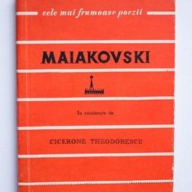 Vladimir Maiakovski - Cele mai frumoase poezii