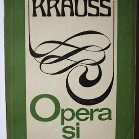 Werner Krauss - Opera si cuvantul