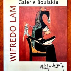 Wifredo Lam. L`oiseau du possible. Oeuvres de 1930 a 1978 (catalogue d`exposition, Galerie Boulakia, Paris, 2004)