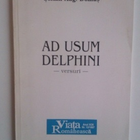 Stefan Aug. Doinas - Ad usum delphini