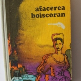 Emile Gaboriau - Afacerea Boiscoran (editie hardcover)